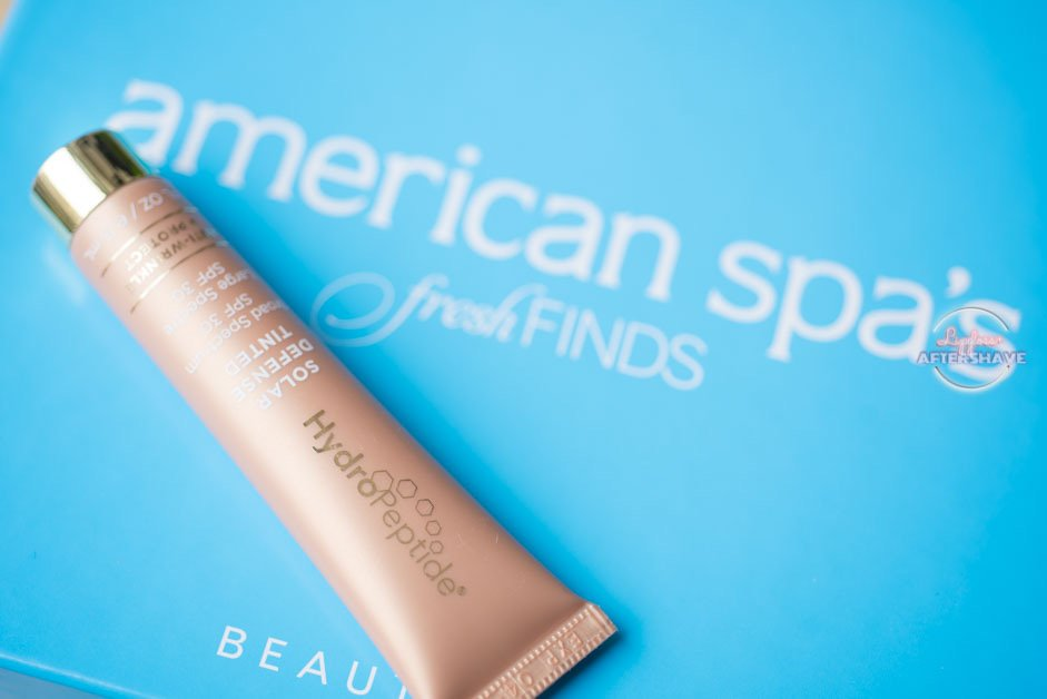 HydroPeptide from American Spa Fresh Finds