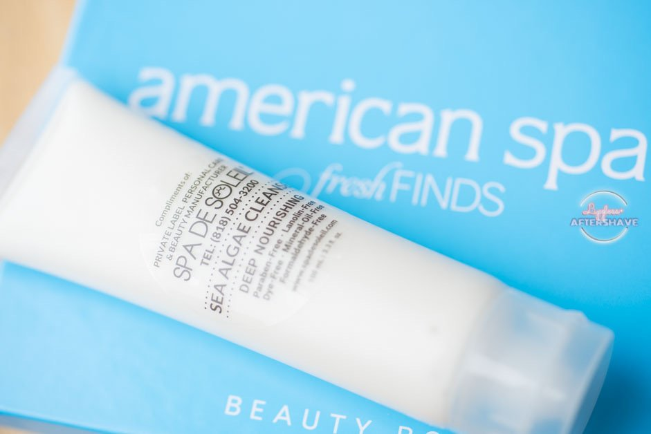 Spa De Solei from American Spa Fresh Finds