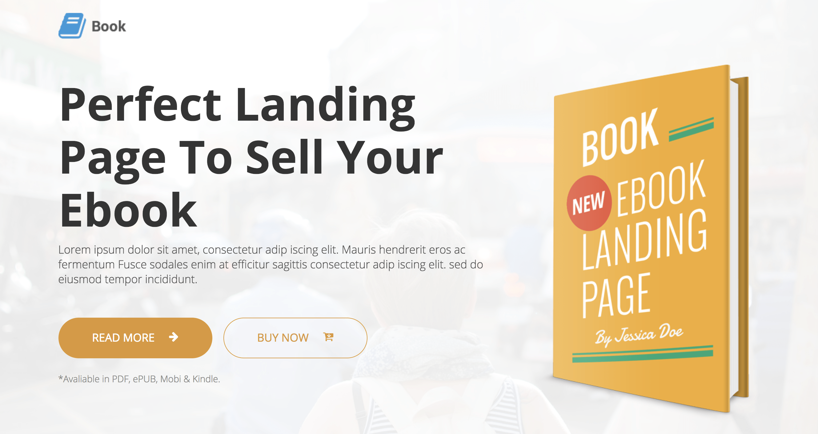 Book - Responsive Ebook Landing Page WordPress Theme.png