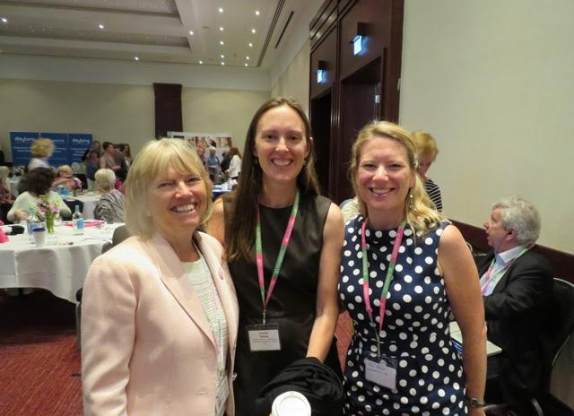 Lipoedema UK Chair, Sharie Fetzer, Felicitie Daftuar, Amy Fetzer