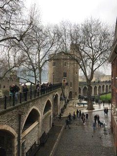 Reisen mit Lipödem London Tower
