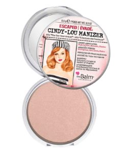 lipödem lipödemmode highlighter Cindy lou manizer the balm glanz douglas