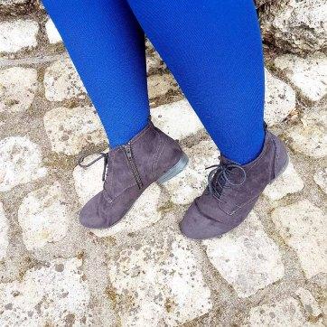 lipoedem mode juzo blaubeere outfit