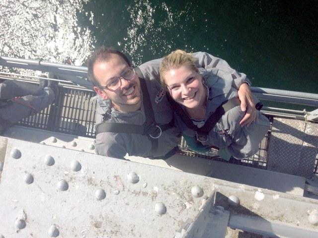 Norddeutschland und Dänemark reisen mit lipoedem mode middlefart bridgewalking