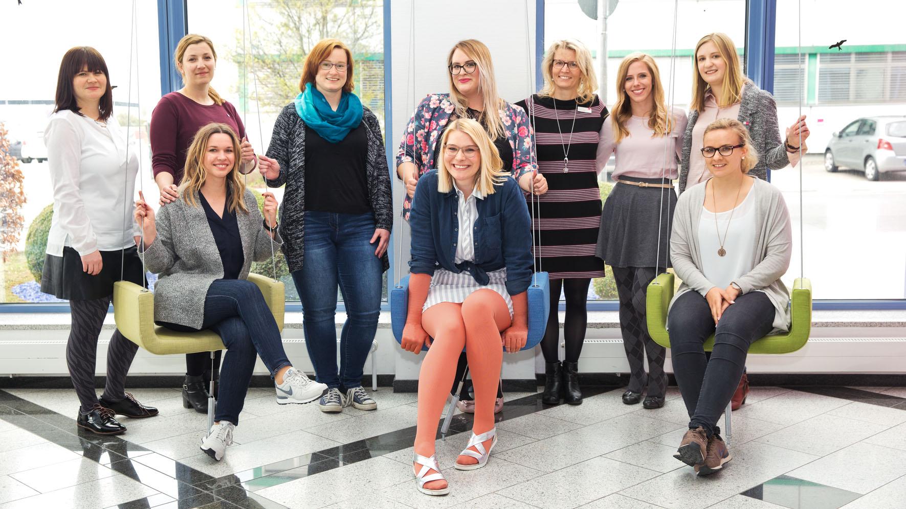 lipoedem mode backstage medi team Über Lipödem Mode