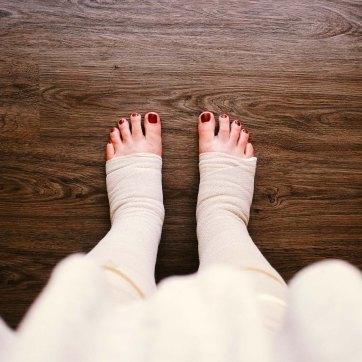 lipoedem fashion reha diary with lipedema bandage wrapping