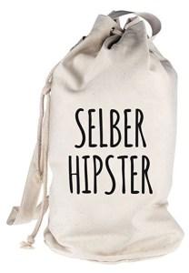 lipoedem mode Jutebeutel Hipster Festival