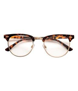 lipoedem mode brille acessoire hipster Schildpattfarbig