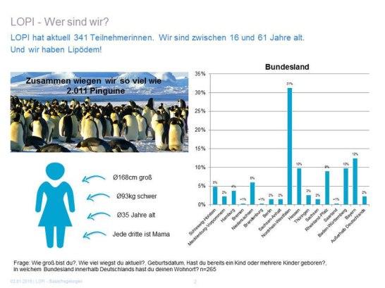 lipoedem mode lopi online fragebogen umfrage portal ergebnis basisfragebogen 2