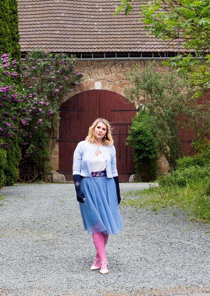 lipoedem fashion outfit pink flower wedding swarovski caroline sprott medi lymphoedem lipedema lipedema fashion