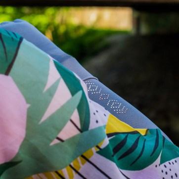 lipedema fashion gray mediven 550 tights arm stockings kimono plus size outfit caroline sprott