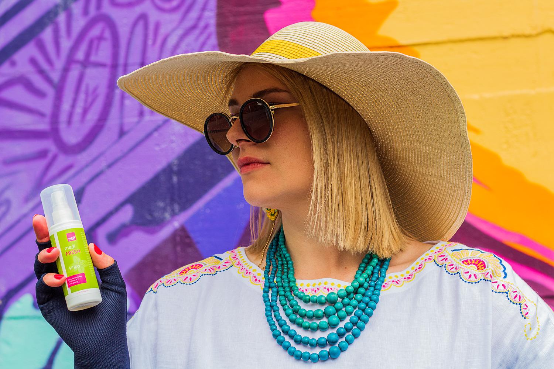summer tips for flat knit wearers caroline sprott medi lymphedema lipedema fashion