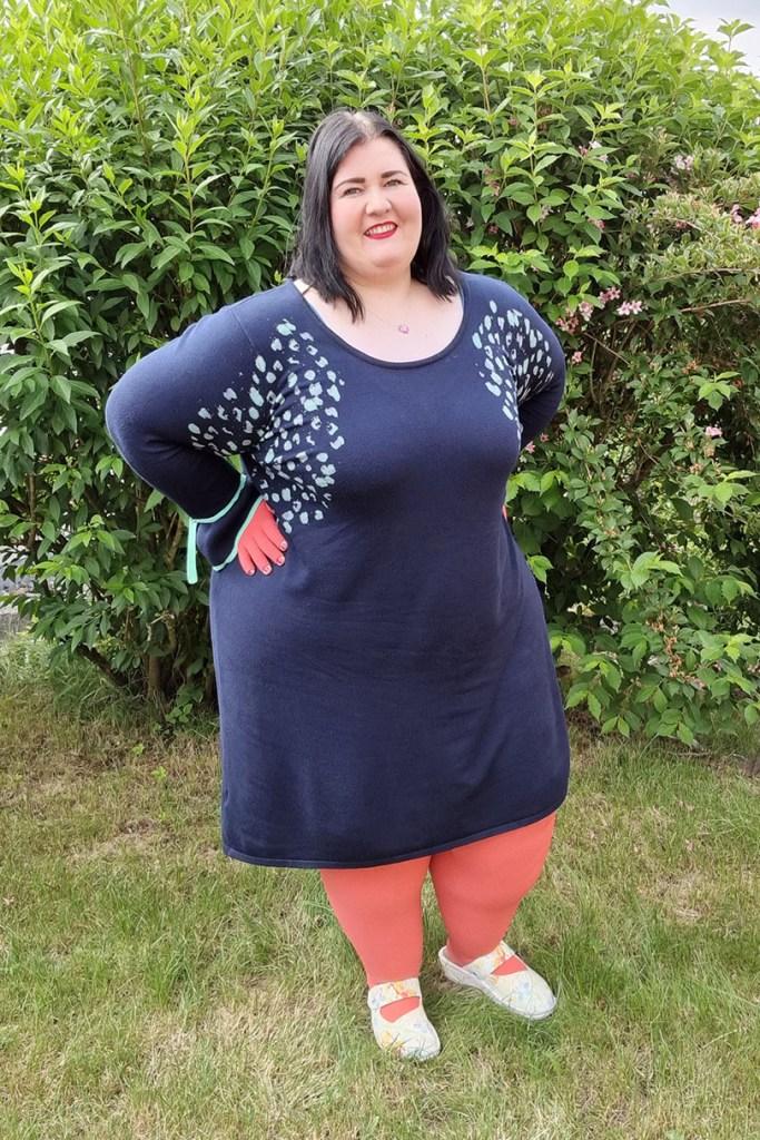 lipoedem fashion bauerfeind colors venotrain curaflow plus size outfit flat knit compression