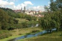 Lippetouristik: Kanureise zur Diemel nach Nordhessen