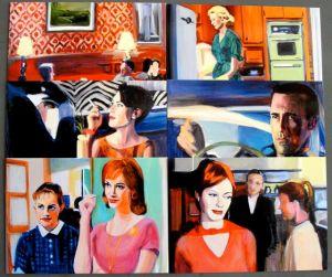 Mad Men Postcards