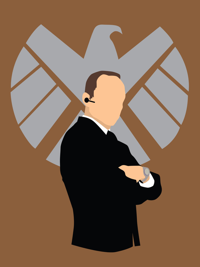 Fan Art Thursday 111413 Agent Coulson Of Shield By Nati Nio