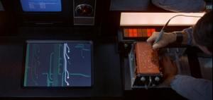 AE-35 circuit display