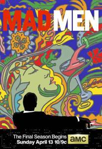 Mad Men poster: Season 7.2