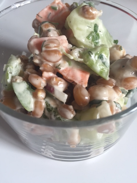 PCC's Perfect Protein Salad Recipe
