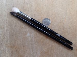 Wayne Goss 04 Medium Pointed Crease Brush