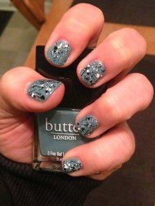 Butter London Artful Dodger & Hard Candy Black Tie Optional