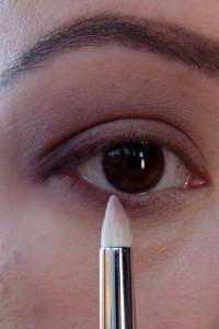 Laura Mercier Purple Smoky Eye