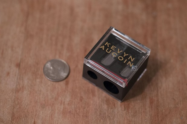 All About Brushes: Pencil sharpener