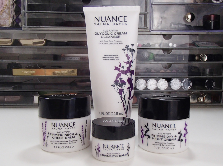 Nuance Age Affirm Skincare
