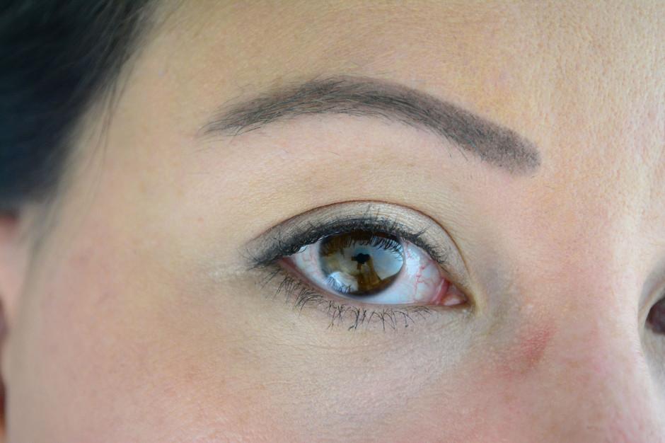 Daniel Sandler Waterproof Velvet Eyeliner Gray Velvet FOTD