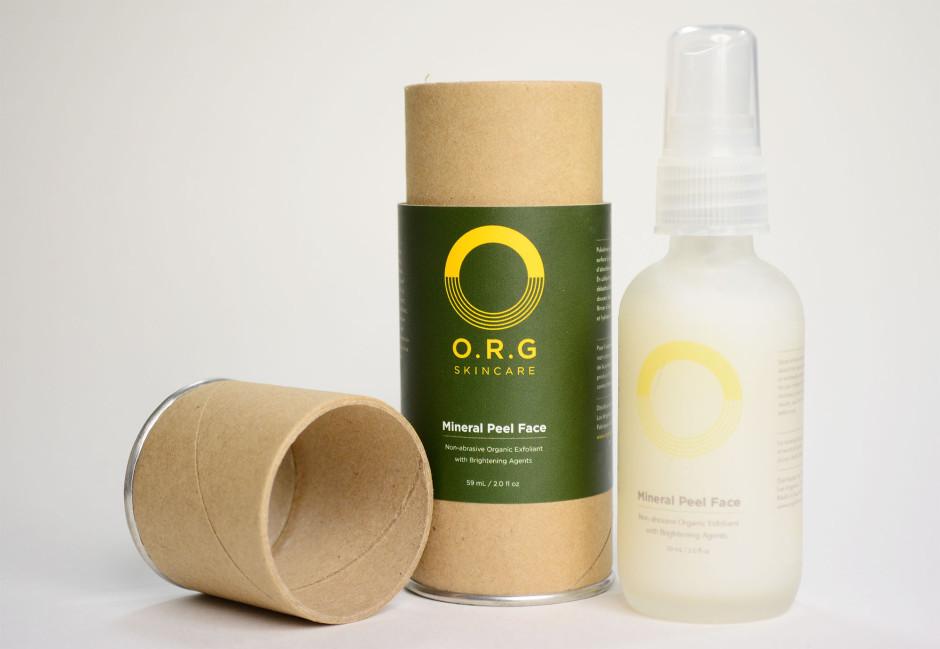 ORG MIneral Peel