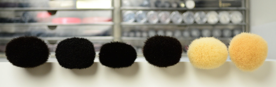 Chikuhodo Collection - Powder Brushes