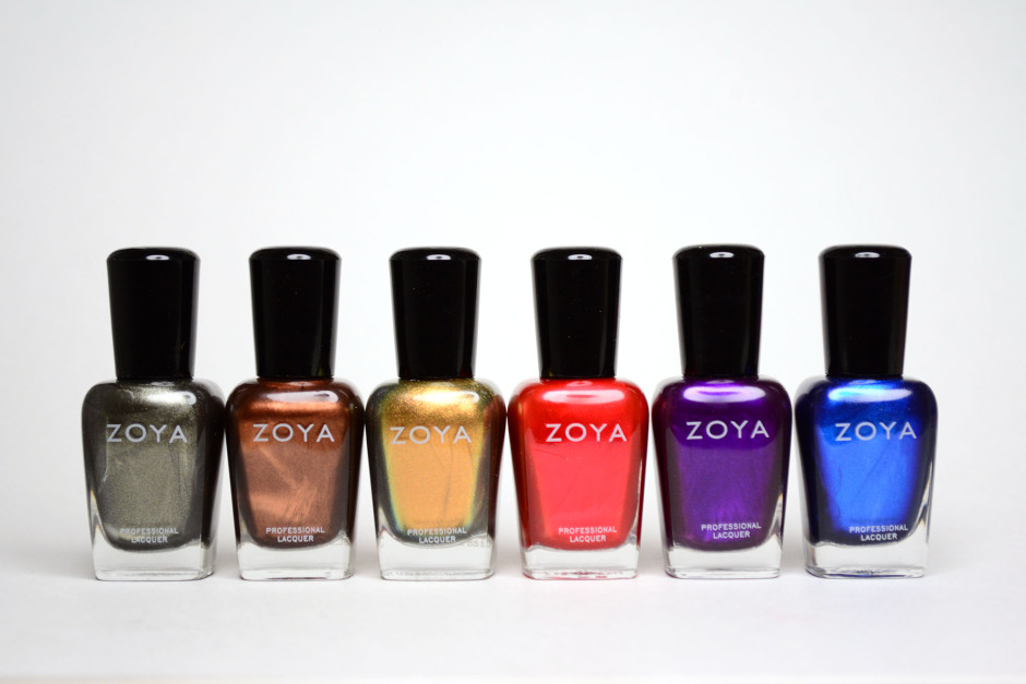 Zoya Flair Collection