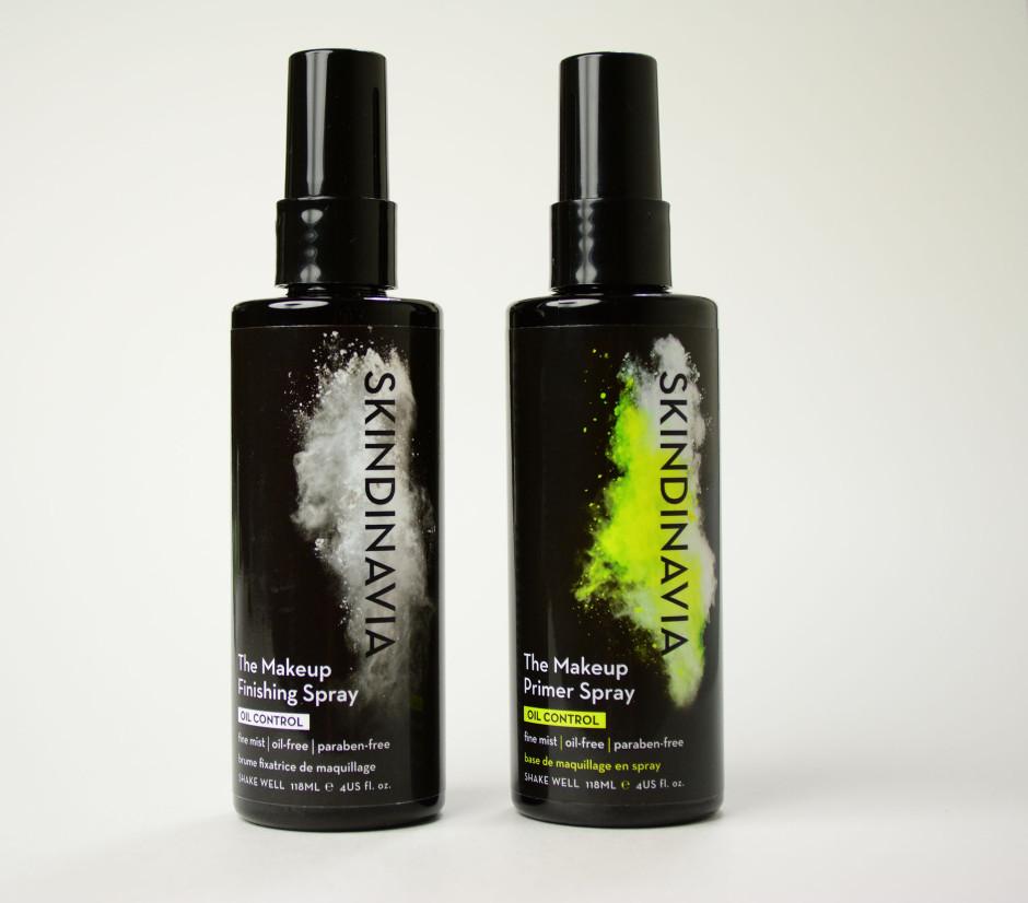 Skindinavia Primer and Finishing Spray Review