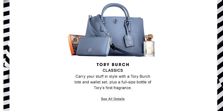 Sephora Epic Rewards - Tory Burch