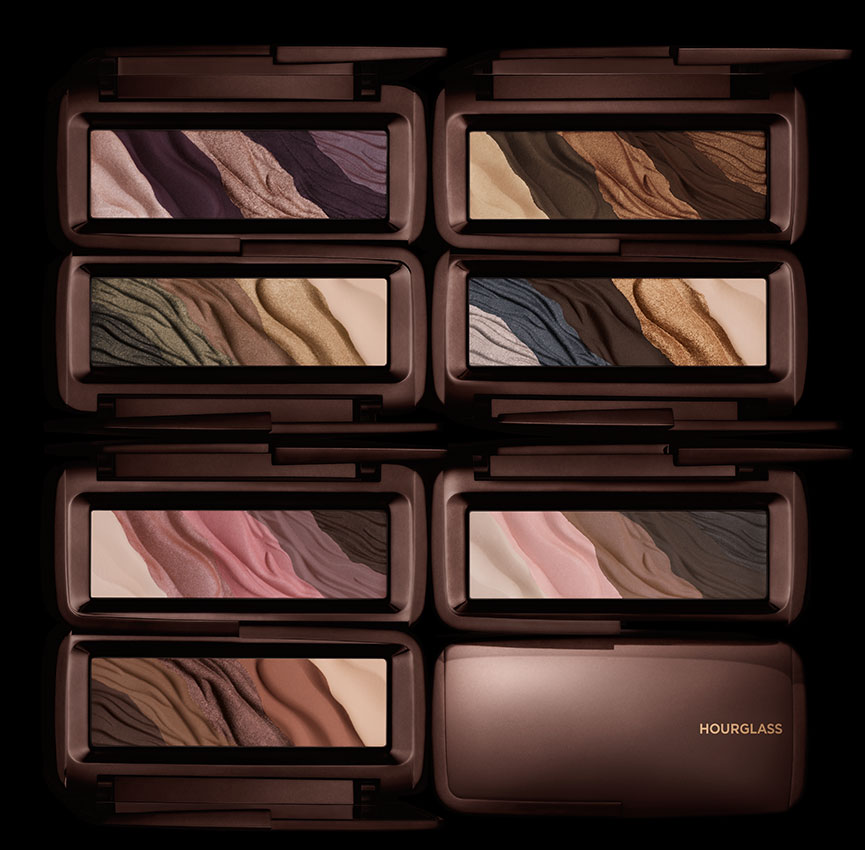 Hourglass Modernist Palettes