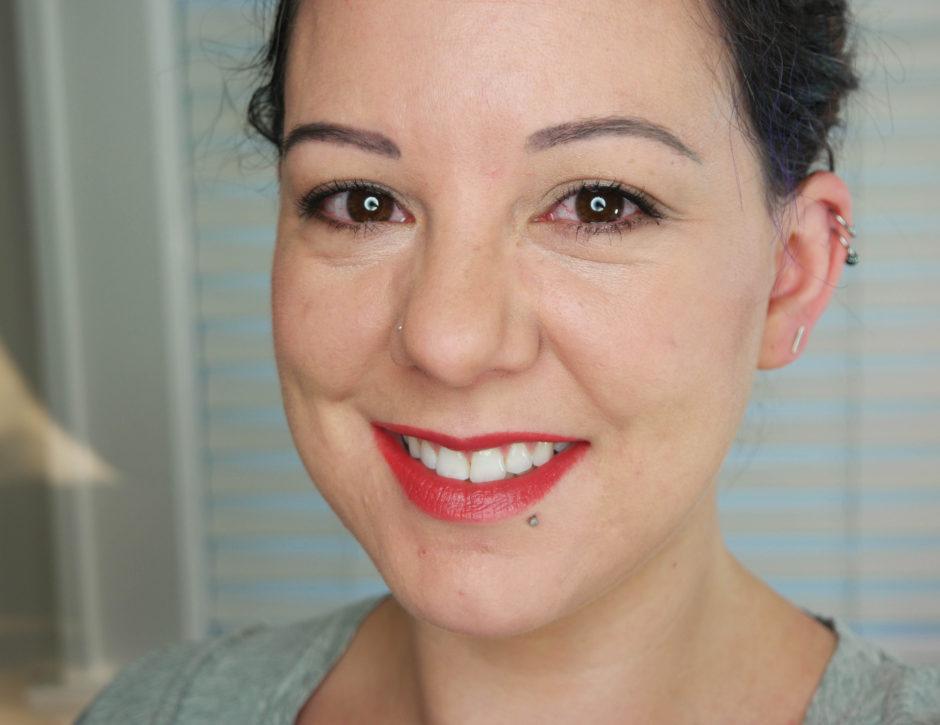 Shiseido Rouge Rouge Lipstick FOTD