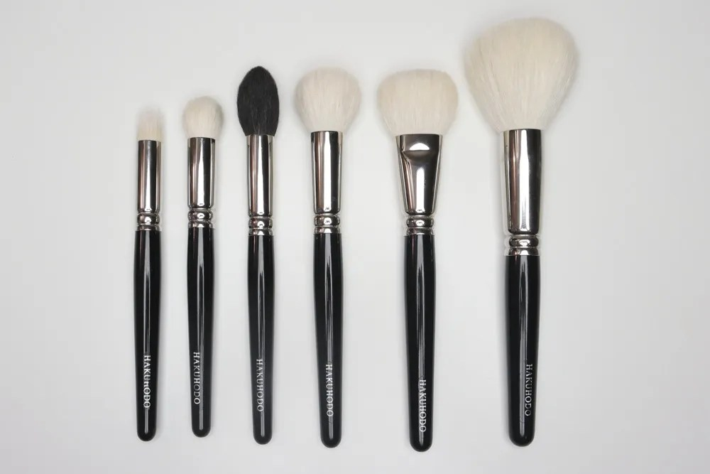Hakuhodo Brushes - Face Brushes