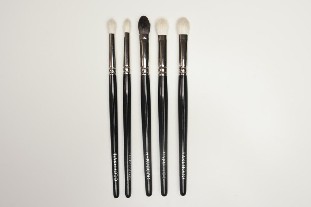 Hakuhodo Brushes - Blending Eye Brushes