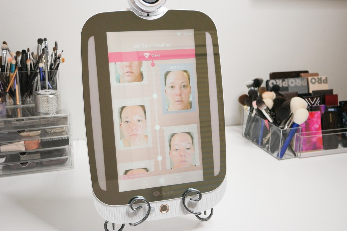HiMirror Plus Innovative Smart Mirror