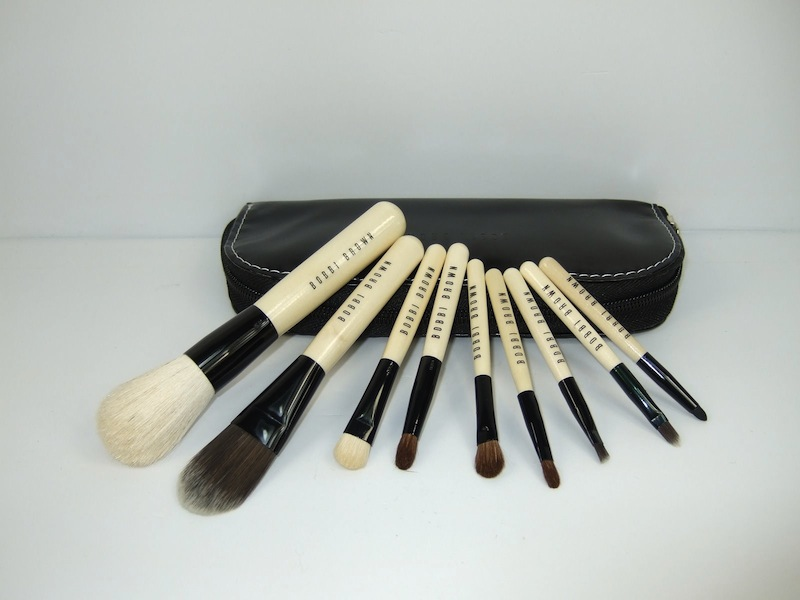 bobbi brown brush set (20)