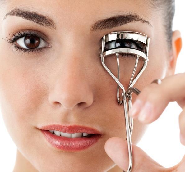 Image result for curling eyelashes