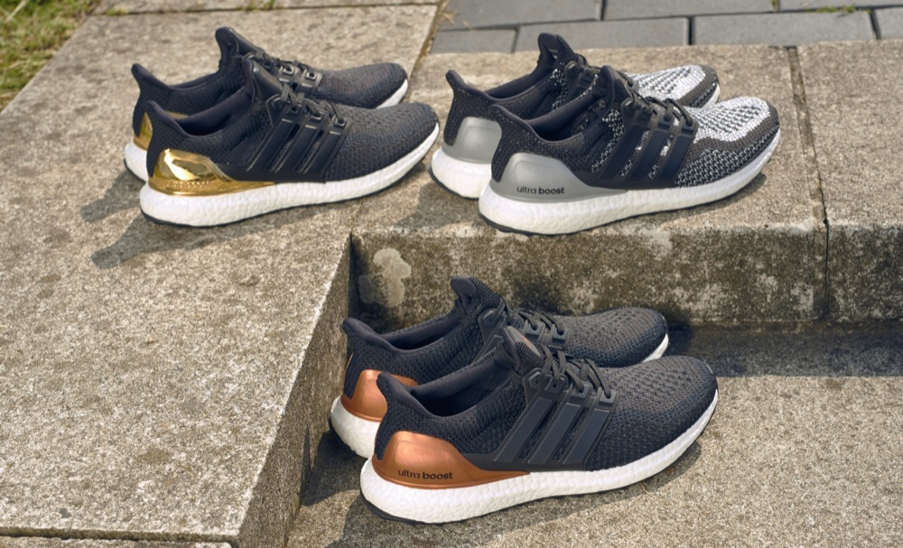 afa229cfc08 adidas Limited Edition UltraBOOST Metallic Pack Drops Today ...