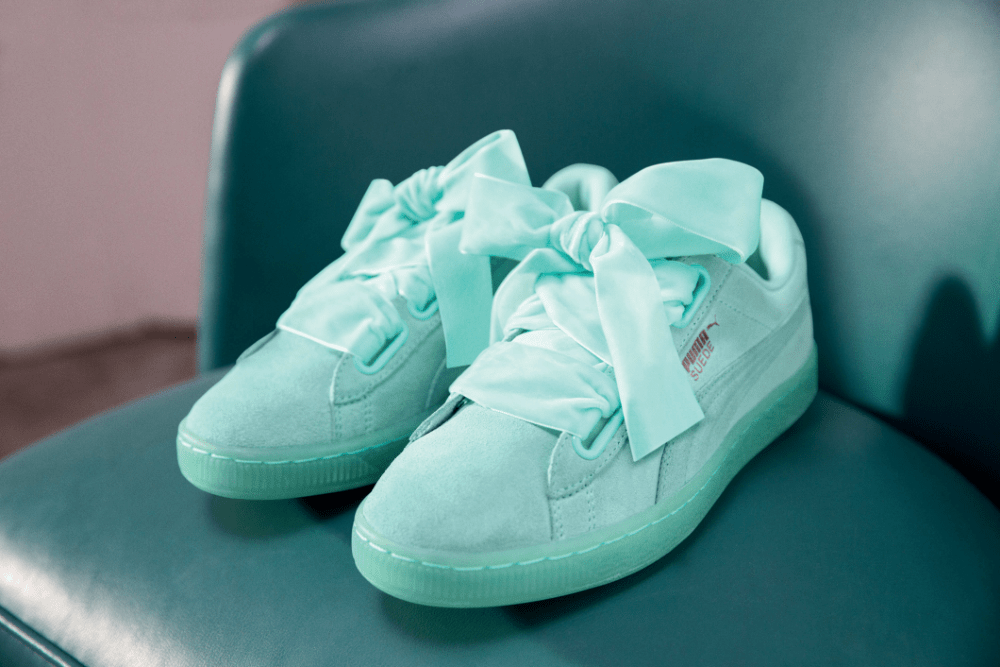 huge discount 6ae83 ab841 PUMA Suede Hearts Reset Is The Real MVP Of Lifestyle ...
