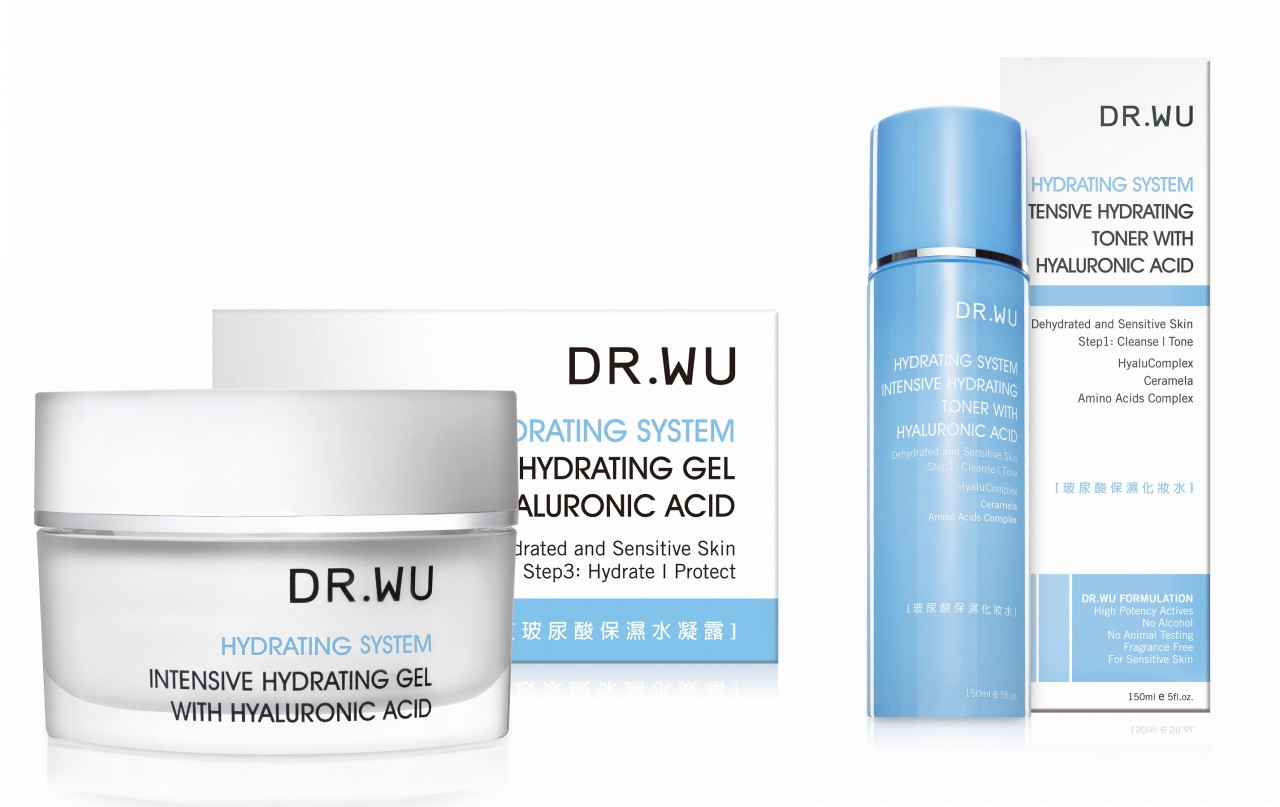 Review: DR  WU's Hyalucomplex Hydrating System Is Your