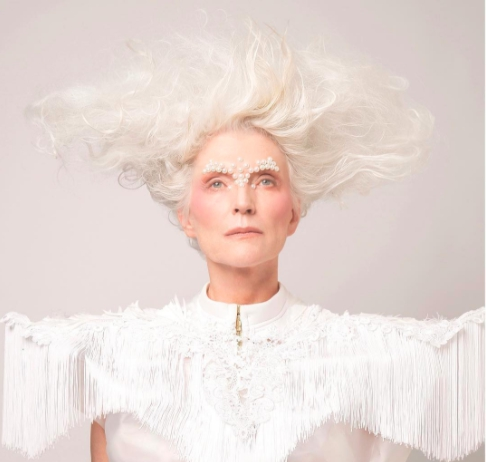 Maye Musk Creates History As The Newest Face Of CoverGirl At