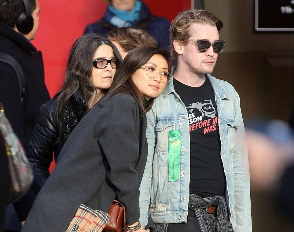 Macaulay Culkin Is Dating Brenda Song He Now Looks As Healthy As