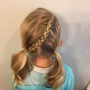 8 cool hairstyles little girls