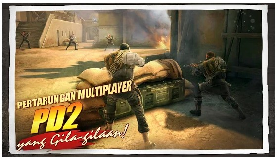 Game Perang Offline Brothers in Arms 3
