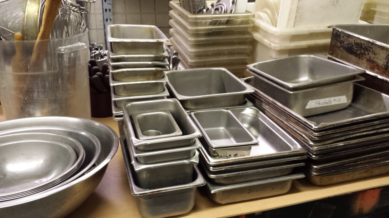BMA Liquidators  HUGE RESTAURANT EQUIPMENT  SMALLWARES