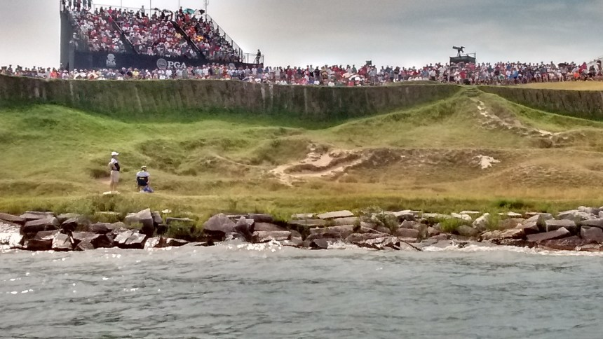 Crowd at PGA Championship